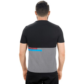 Cube Team T-Shirt Heren, black'n'grey